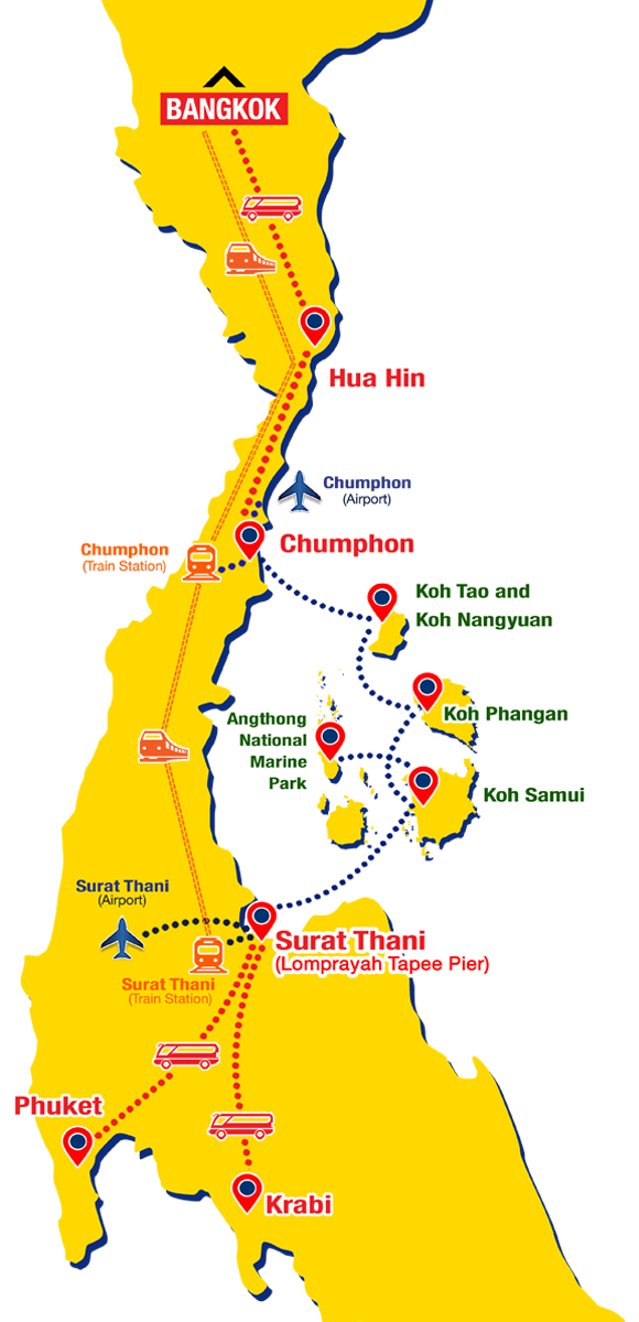 how to get from koh phangan to phuket airport